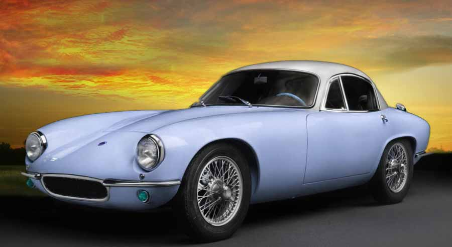 Lotus Elite Image